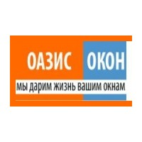 Логотип компании «Оазис окон»
