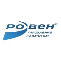 Логотип компании «РОВЕН»