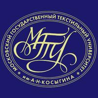 Логотип компании «МГТУ им. А.Н. Косыгина»