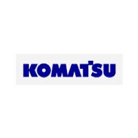 Логотип компании «Komatsu CIS»