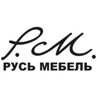 Логотип компании «РусьМебель»