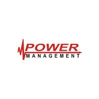 Логотип компании «Power Management»