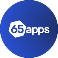 Логотип компании «65apps»
