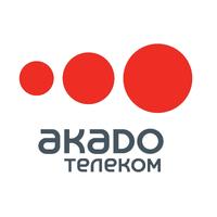Логотип компании «АКАДО Телеком»