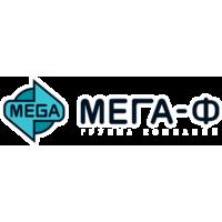 Логотип компании «Мега-Ф»