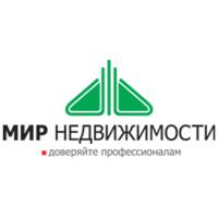 Логотип компании «МИР недвижимости»
