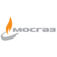 Логотип компании «ОАО МОСГАЗ»