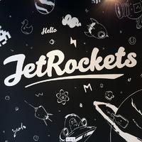 Логотип компании «JetRockets»