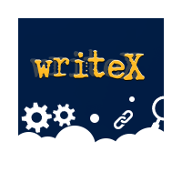 Логотип компании «WriteX LLC»