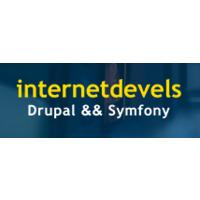 Логотип компании «internetdevels»