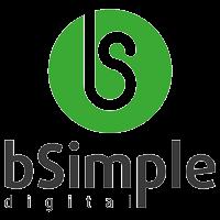 Логотип компании «bSimple agency»