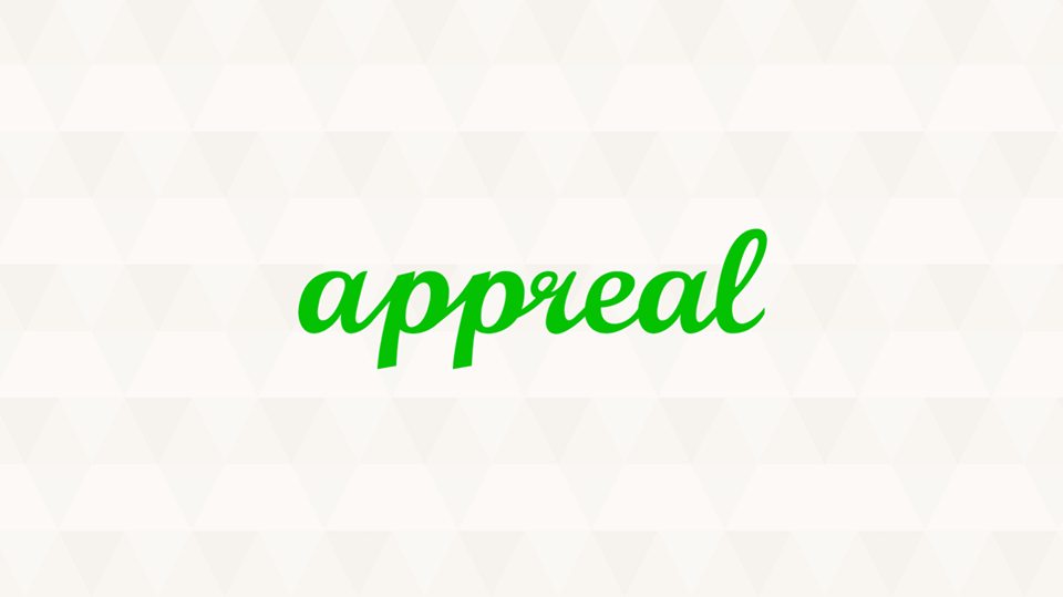 Логотип компании «Appreal LLC»