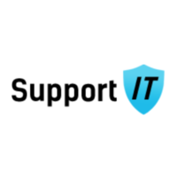 Логотип компании «Support IT»