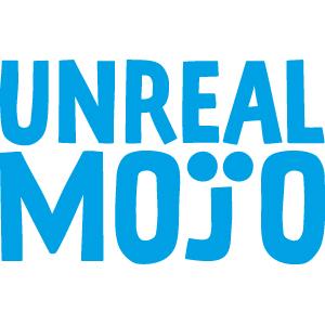 Логотип компании «Unreal Mojo»