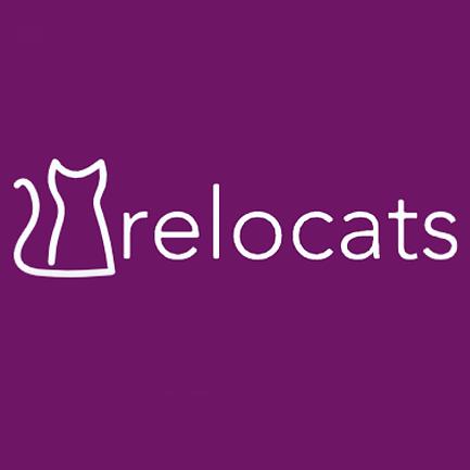 Логотип компании «Relocats»