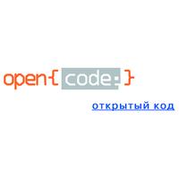 Логотип компании «Открытый код»