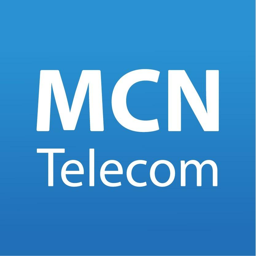 Логотип компании «MCN Telecom»