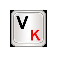 Логотип компании «VKey»