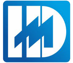 Логотип компании «IDM»