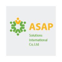 Логотип компании «ASAP»