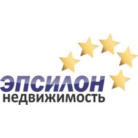 Логотип компании «Эпсилон-недвижимость»