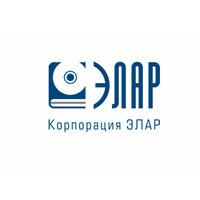 Логотип компании «Корпорация ЭЛАР»