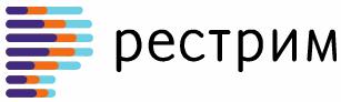 Логотип компании «АО «Рестрим»»