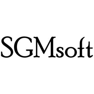 Логотип компании «SGMsoft»