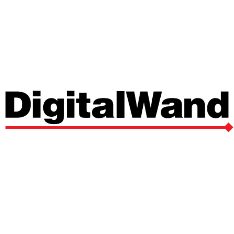 Логотип компании «DigitalWand»