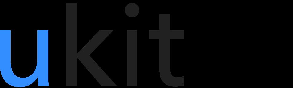 Логотип компании «uKit Group»