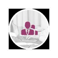 Логотип компании «Экспертный Финансовый Совет»