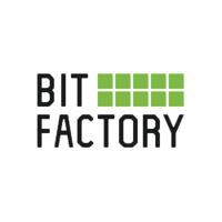 Логотип компании «БитФэктори»