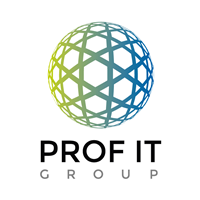 Логотип компании «PROF-IT GROUP»