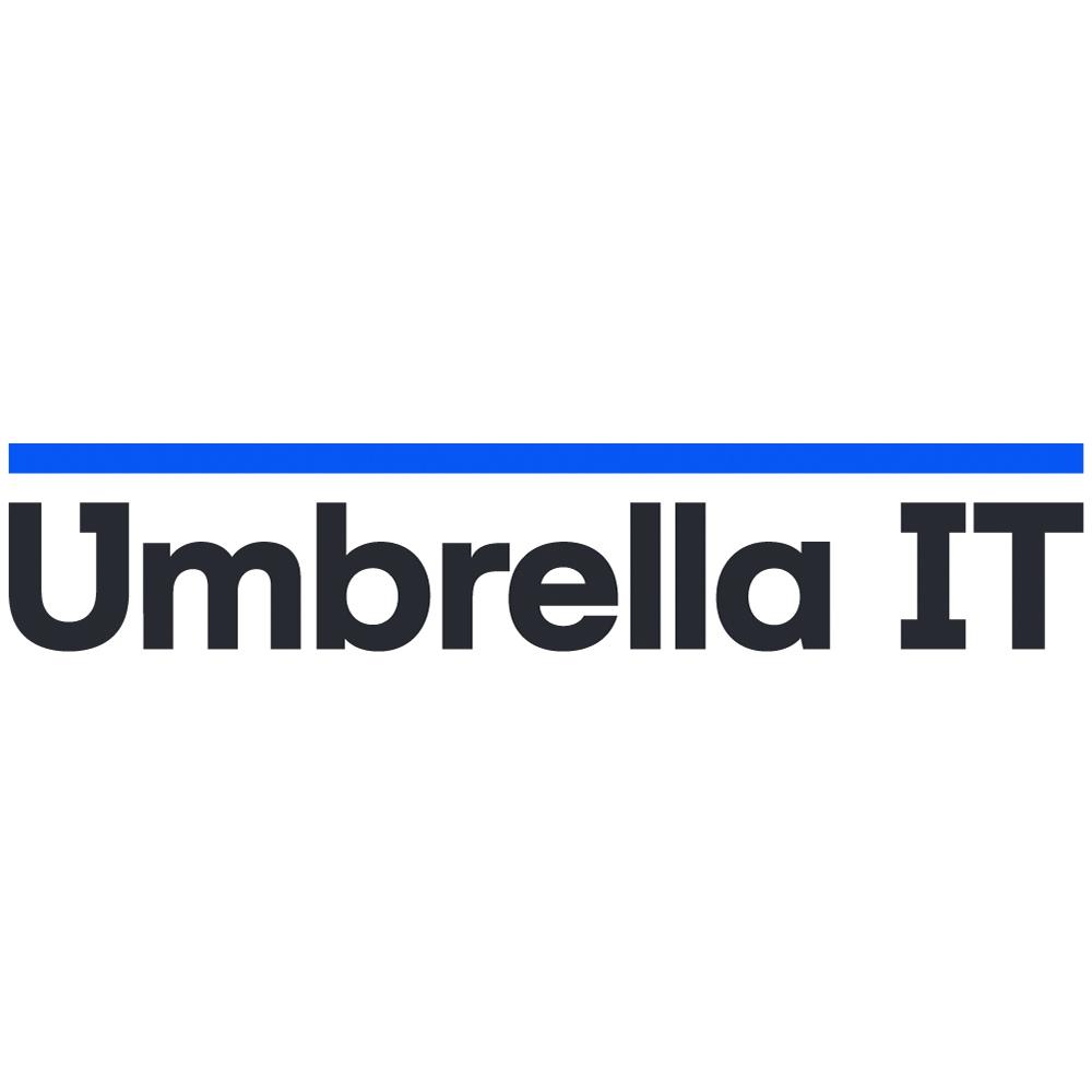 Логотип компании «Umbrella IT»