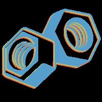 Логотип компании «Ironuts»