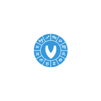 Логотип компании «VGoroskope»
