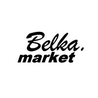 Логотип компании «BelkaMarket»