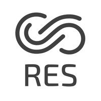 Логотип компании «RES»