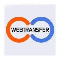 Логотип компании «Webtransfer»
