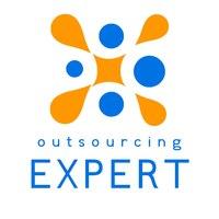 Логотип компании «Эксперт Аутсорсинг»