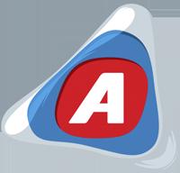 Логотип компании «Аксимедиа Софт»