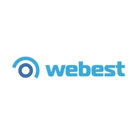 Логотип компании «Вэбест»