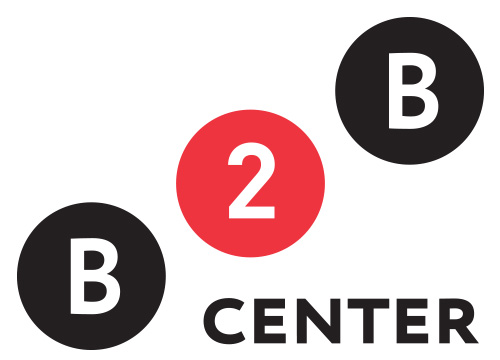 Логотип компании «B2B-Center»