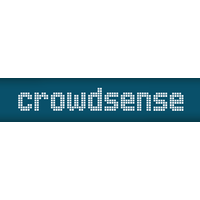 Логотип компании «CrowdSense»