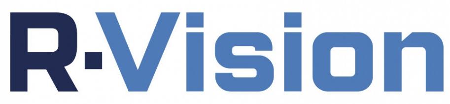 Логотип компании «R-Vision»