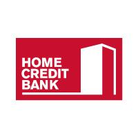 Логотип компании «Home Credit Bank»