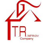 Логотип компании «T.R.ishkovcompany»