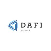 Логотип компании «ДАФИ Медиа»