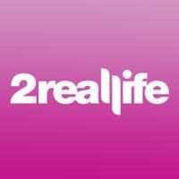 Логотип компании «2Reallife»