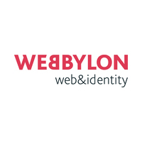 Логотип компании «Webbylon»